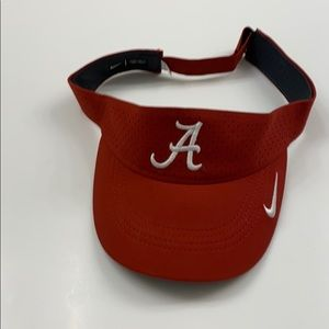 NWOT.  Alabama visor, One Size.  Adjustable.